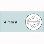 Kristall-Schliffp. 4mm