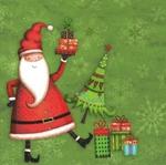 Serien Snowmen, Christmas & Santa