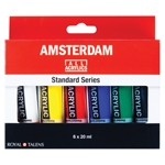 Amsterdam Acrylic 250ml, 500ml, Sets