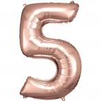 Zahlen-Ballons 86cm