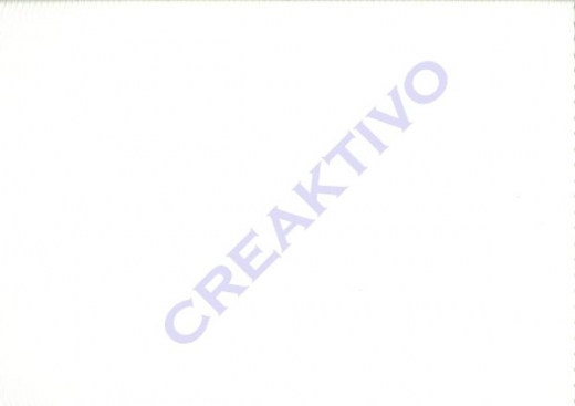 3D-Bastelwellkarton 50x70 cm weiß