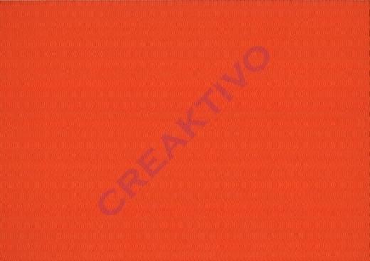 3D-Bastelwellkarton 50x70 cm orange