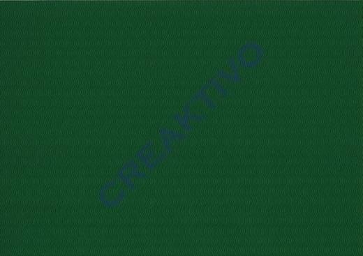 3D-Bastelwellkarton 50x70 cm dunkelgrün