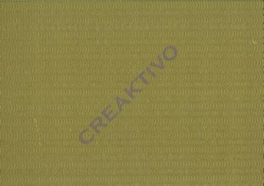 3D-Bastelwellkarton 50x70 cm gold