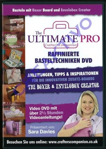 DVD Ultimate Pro - Raffinierte Basteltechniken
