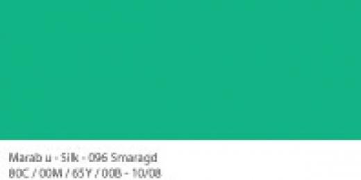 Marabu Silk Seidenfarbe 50ml smaragd