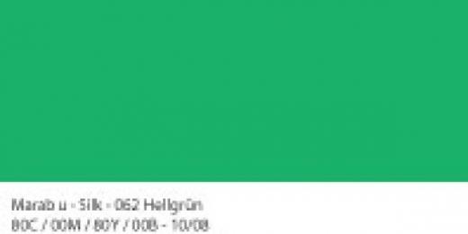 Marabu Silk Seidenfarbe 50ml hellgrün