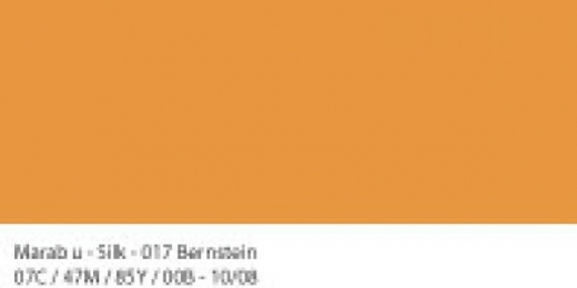 Marabu Silk Seidenfarbe 50ml bernstein