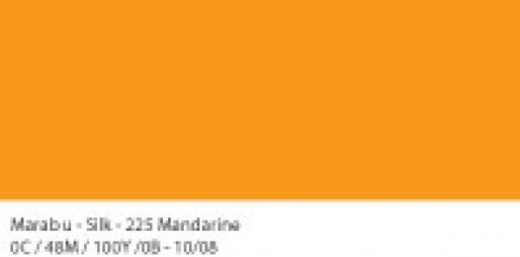 Marabu Silk Seidenfarbe 50ml mandarine