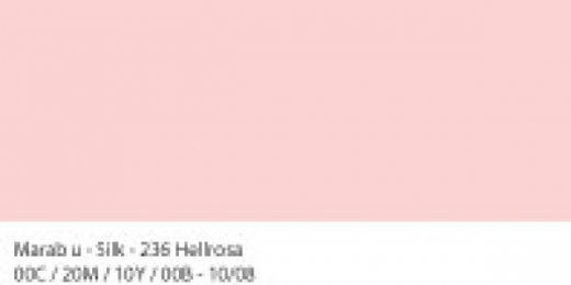 Marabu Silk Seidenfarbe 50ml hellrosa