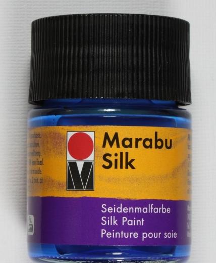 Marabu Silk Seidenfarbe 50ml aquamarin
