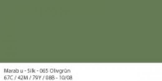 Marabu Silk Seidenfarbe 50ml olivgrün