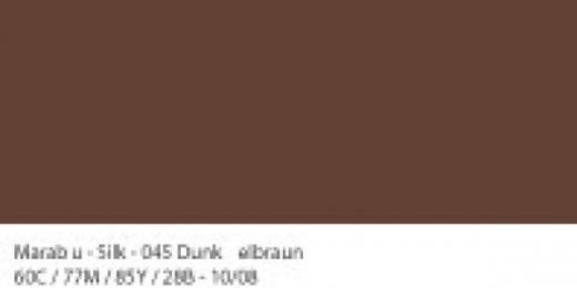 Marabu Silk Seidenfarbe 50ml dunkelbraun