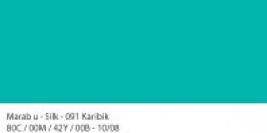 Marabu Silk Seidenfarbe 50ml karibik