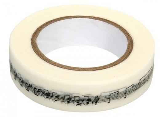 Rayher Washi Tape Noten