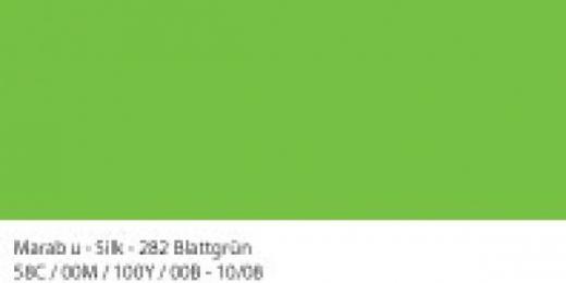 Marabu Silk Seidenfarbe 50ml blattgrün