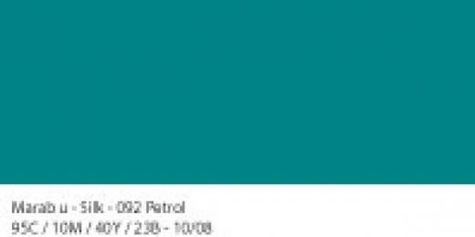 Marabu Silk Seidenfarbe 50ml petrol