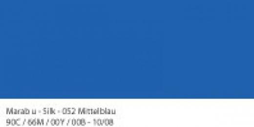 Marabu Silk Seidenfarbe 50ml mittelblau
