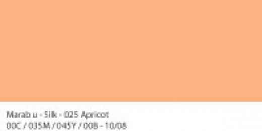Marabu Silk Seidenfarbe 50ml apricot