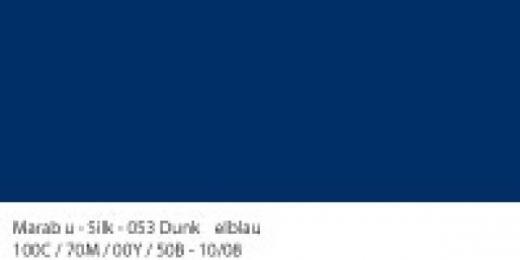 Marabu Silk Seidenfarbe 50ml dunkelblau