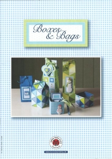 Rayher Karen Marie - Boxes and Bags