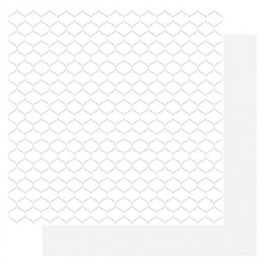 Scrapbookingpapier Basic Glitter Orient (Restbestand)