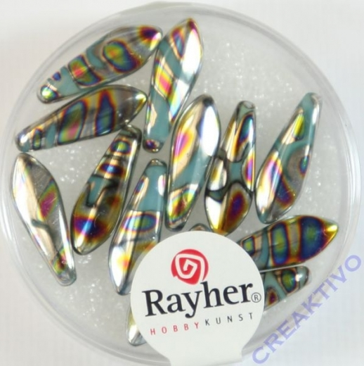 Dagger-Beads türkis