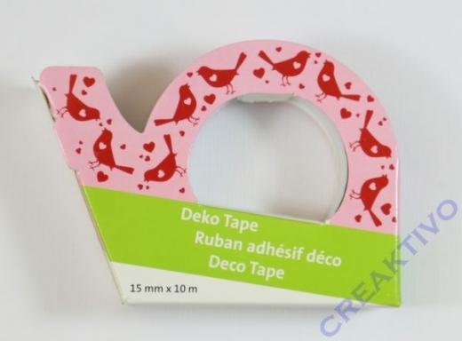 Heyda Deko Tape Vögel II