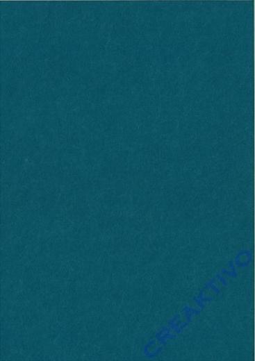 Rayher Textilfilz 2mm Bogen 30x45cm blaugrün