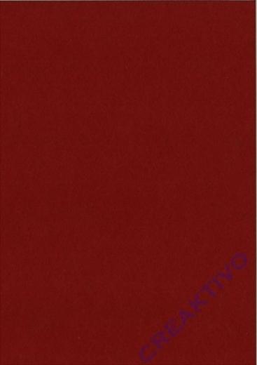 Rayher Textilfilz 2mm Bogen 30x45cm weinrot