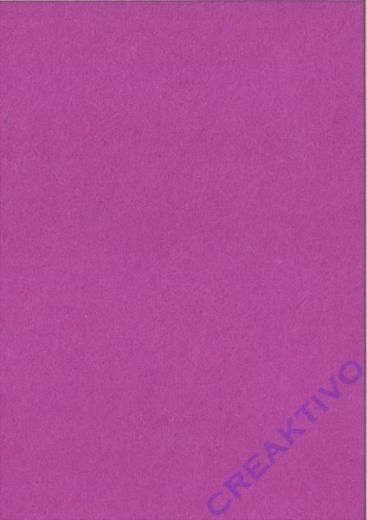 Rayher Textilfilz 2mm Bogen 30x45cm flieder