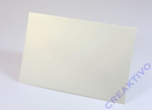 Kuvert DIN lang 220x110mm 120g champagner metallic