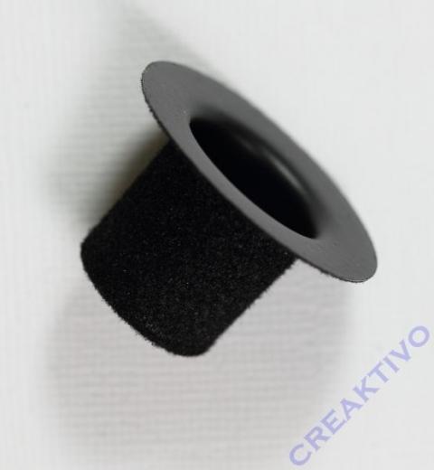 Velours-Zylinder 30mm Velour-Zylinder