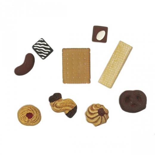 Rayher Gießform Miniaturen Gebäck