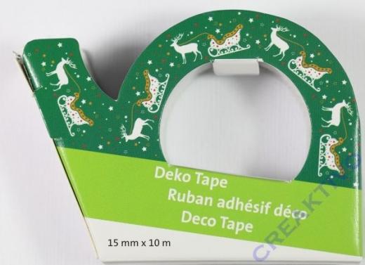 Heyda Deko Tape Schlitten