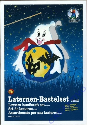 Laternen-Bastelset Geist