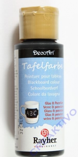 Tafelfarbe für Glas & Porzellan 59ml