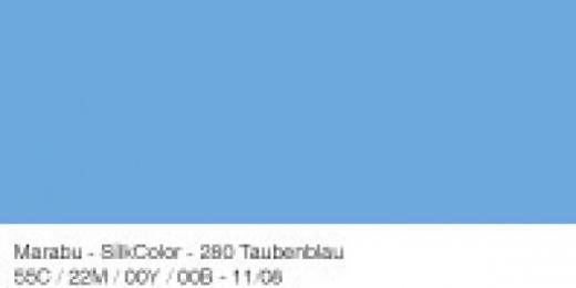 Marabu Silk Color Färbemittel 12,5g taubenblau