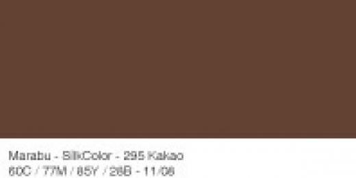 Marabu Silk Color Färbemittel 12,5g kakao