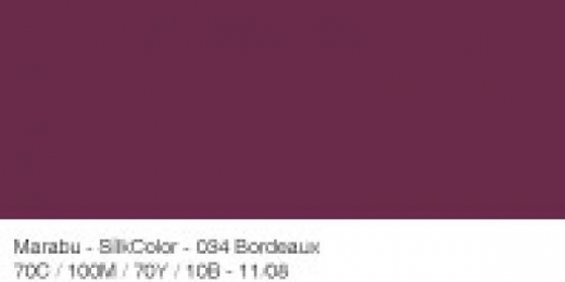 Marabu Silk Color Färbemittel 12,5g bordeaux