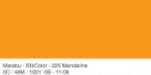 Marabu Silk Color Färbemittel 12,5g mandarine