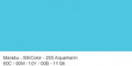 Marabu Silk Color Färbemittel 12,5g aquamarin