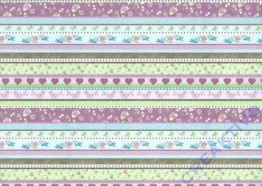 Motiv-Fotokarton 300g/qm 49,5x68cm Spring Tweet