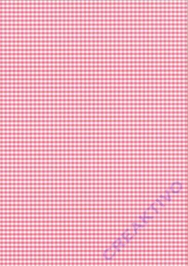 Karo-Fotokarton DIN A4 rosa