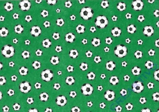 Motiv-Fotokarton 300g/qm 50x70cm Fußball