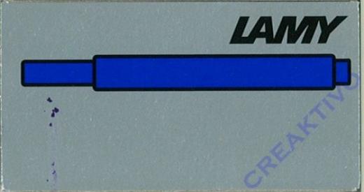 LAMY Patronen T10 5 Stück