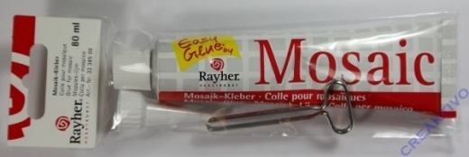 Rayher Mosaik-Kleber, 80 ml