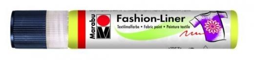 Marabu Fashion-Liner  25ml zitron