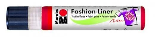 Marabu Fashion-Liner  25ml rot