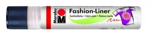 Marabu Fashion-Liner  25ml weiß